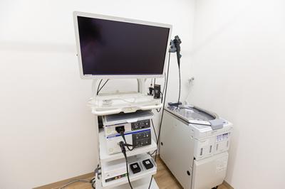 膀胱鏡検査(内視鏡検査)システム